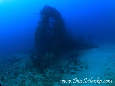 www DiveSriLanka com - Ship Wrecks of Sri Lanka